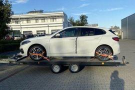 Bild 4 - Autoanhänger Plattform Anhänger Pkw mieten - Bad Vilbel