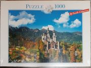 Puzzle 1000 Teile Schloß Neuschwanstein