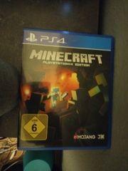 Minecraft für PS4