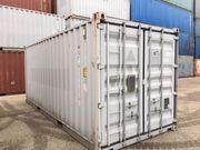 20-Fuß-Stahlboxcontainer mit 25 200 Liter-Polyethylen-Kessel