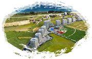 Eigentum-Apartment unter Palmen für Ruhestand -