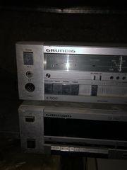 Grundig R7200 Verstärker Grundig CF7150