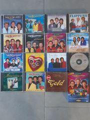 Die Flippers CD-Sammlung 16Stück günstig