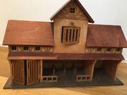Holzbauernhof für Kinder