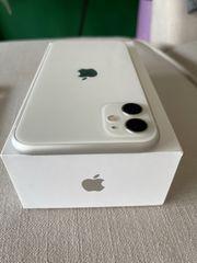 Apple IPhone 11 weiß 128GB