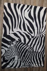 Zebra Bettwäsche Microfaser 135 x
