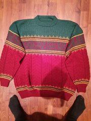 Sehr hochwertiger und warmer Pullover