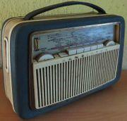 SUCHE 60er TRANSISTOR RADIOS BRAUN