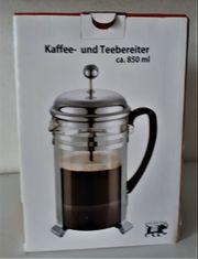 Kaffee- und Teebereiter 850ml mit