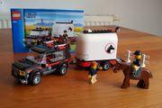 LEGO City 7635 Pferdetransporter