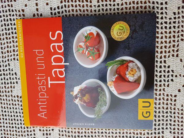 Neuwertiges modernes Kochbuch von GU