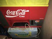 Cola Fanta automat auf Sirup