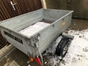 PKW Anhänger 400 kg Westfalia