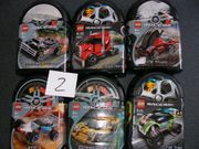 LEGO Technic Racer Starwars Technik