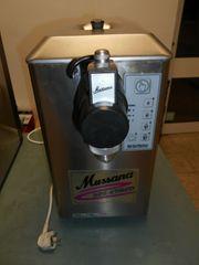 Mussana Pony Sahnemaschine 2 Liter