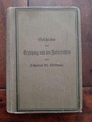 Schulrat Dr Volkmer Geschichte der