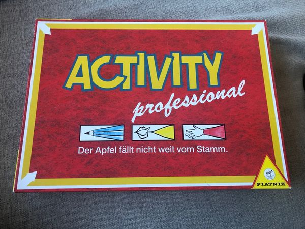 Activity professional