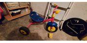 Tretrad Vierrad für Kinder