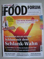 NEU ungelesen Zeitschrift eat healthy