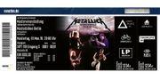 2 x Metallica Karten Prag