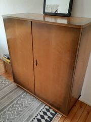 Schrank 2teilig - 50er Vintage Möbel