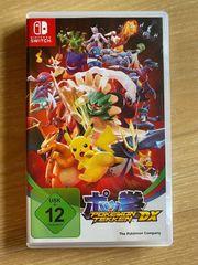 Pokemon Tekken für Nintendo Switch