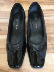 Gabor Damen Schuhe schwarz Gr