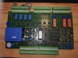 Elektro, Heizungen, Wasserinstallationen - Sauter CKS 104 Heizungssteuerung
