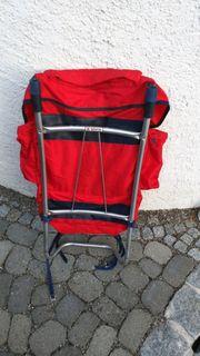 Lafuma Trekking Rucksack Alurahmen