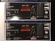 2 Bon Jovi Sitzplätze B13