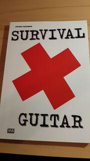 Survival Guitar mit zwei CDs