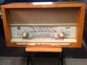Alter Radio Graetz Melodia