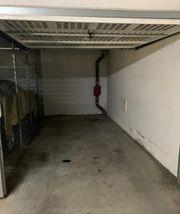 Garage in Tiefgarage