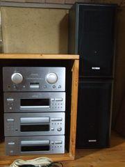 KENWOOD HD-600 Stereoanlage Soundsystem mit