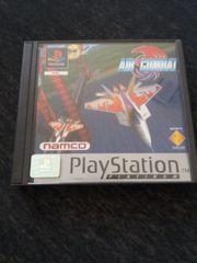 PS1 Spiel Air Combat