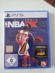 NBA 2K21 PS5 NEU
