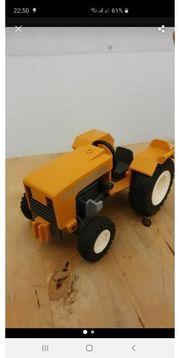 Bulldog Playmobil Traktor