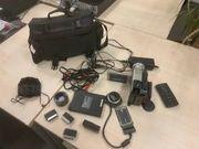 Sony DCR-TRV 900E Camcorder