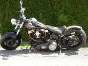 Harley Davidson Evo Softail Custom
