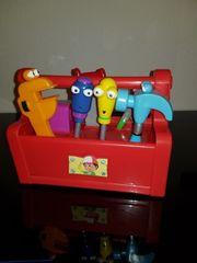 Kleinkind Werkzeugkiste Spielzeug