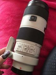 Sony Objektiv 70-200mm 2 8f
