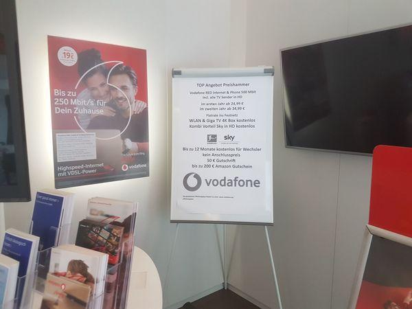 Vodafone RED Internet Phone 500