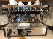 Kaffeemaschine mit Mühle La Cimbali