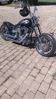 Harley Custum Umbau
