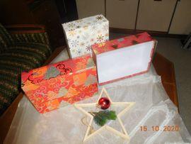 Geschenkkarton Weihnachten: Kleinanzeigen aus Lindenfels - Rubrik Restposten, gewerblich
