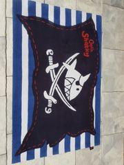 kinderteppich Pirat