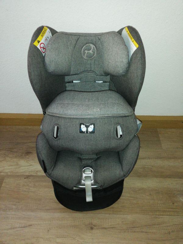 Kinderautositz Cybex Sirona Platinum