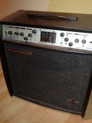 Gitarrenverstärker 60 Watt Behringer