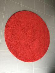 roter Teppich rund IKEA
