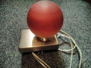 Kugellampe Touch Bedienung